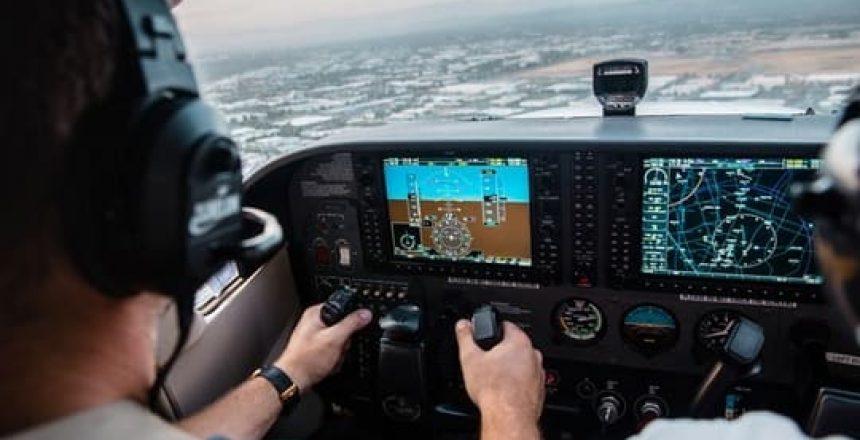 un piloto seguro